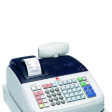 Segunda Mano: CAJA REGISTRADORA OLIVETTI ECR-6800 ALFA NUMERICA. Lote 117432679