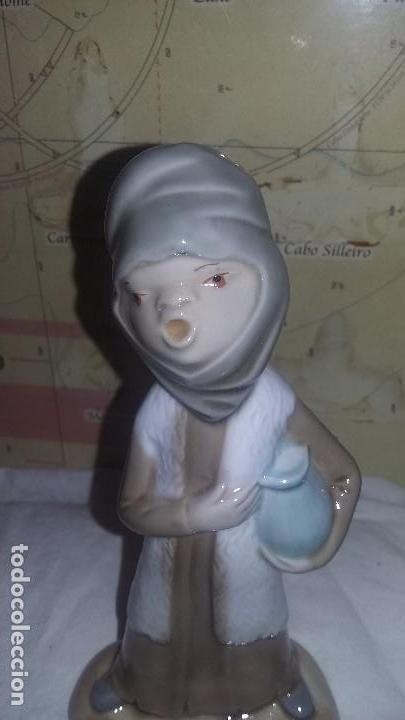 Segunda Mano: Pastorsillo de porcelana - Foto 3 - 117783051