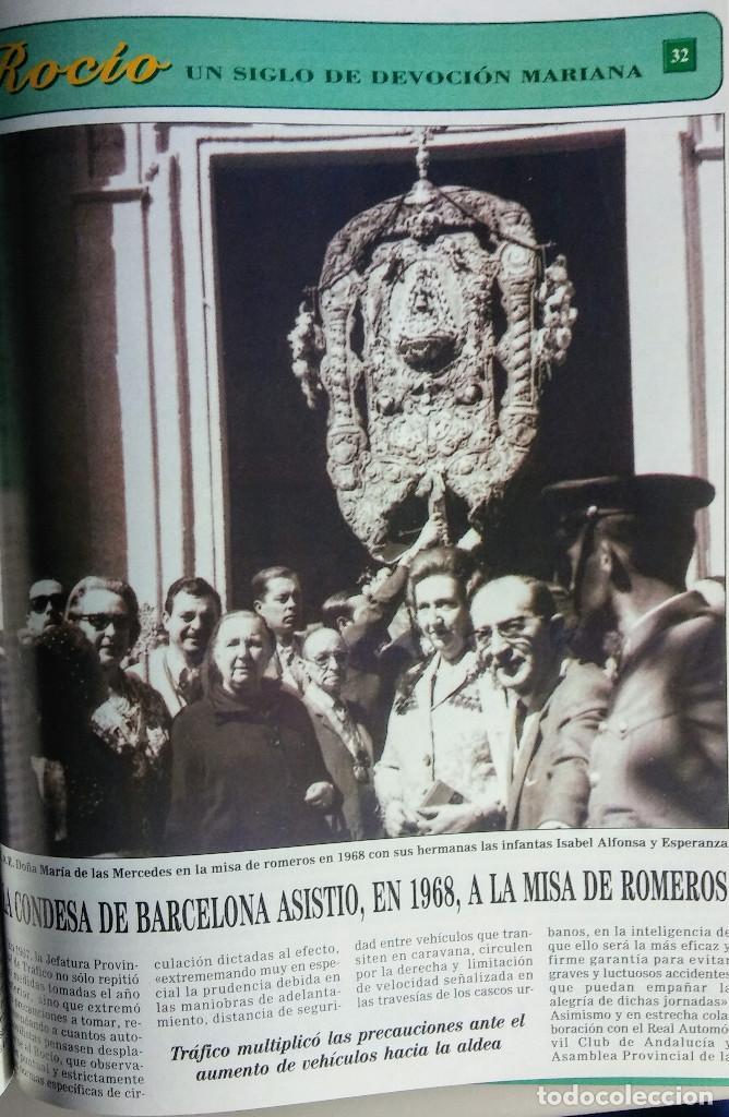 Segunda Mano: ROCÍO, UN SIGLO DE DEVOCIÓN MARIANA, COLECCIONABLE DE ABC, COMPLETO Y ENCUADERNADO - Foto 3 - 118000943