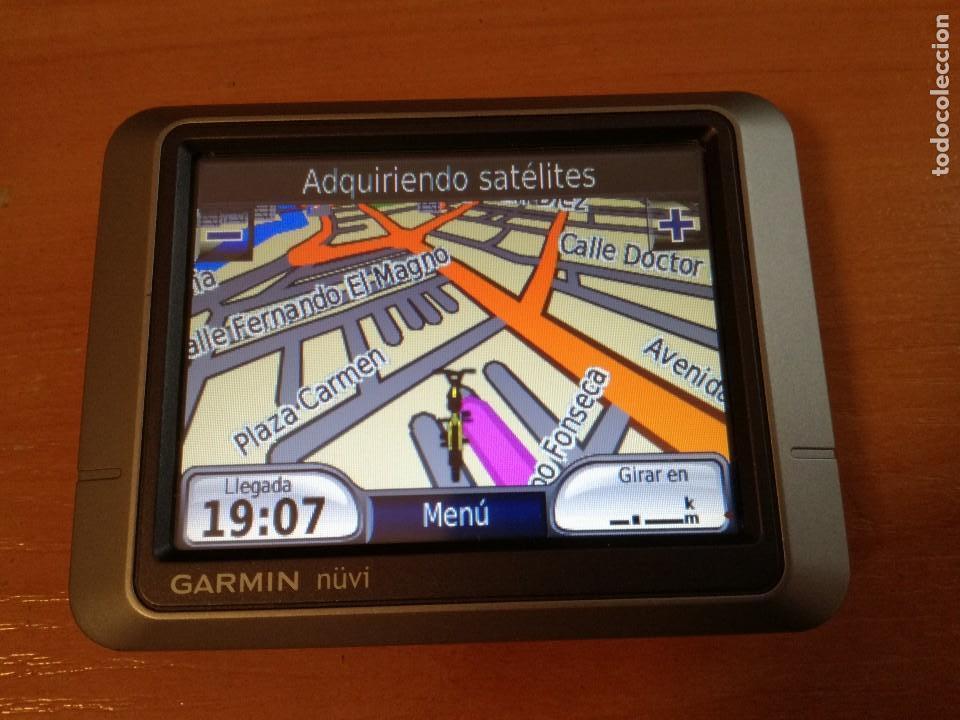 Segunda Mano: GPS GARMIN NUVI NÜVI 200 GPS sin accesorios - Foto 2 - 118143279