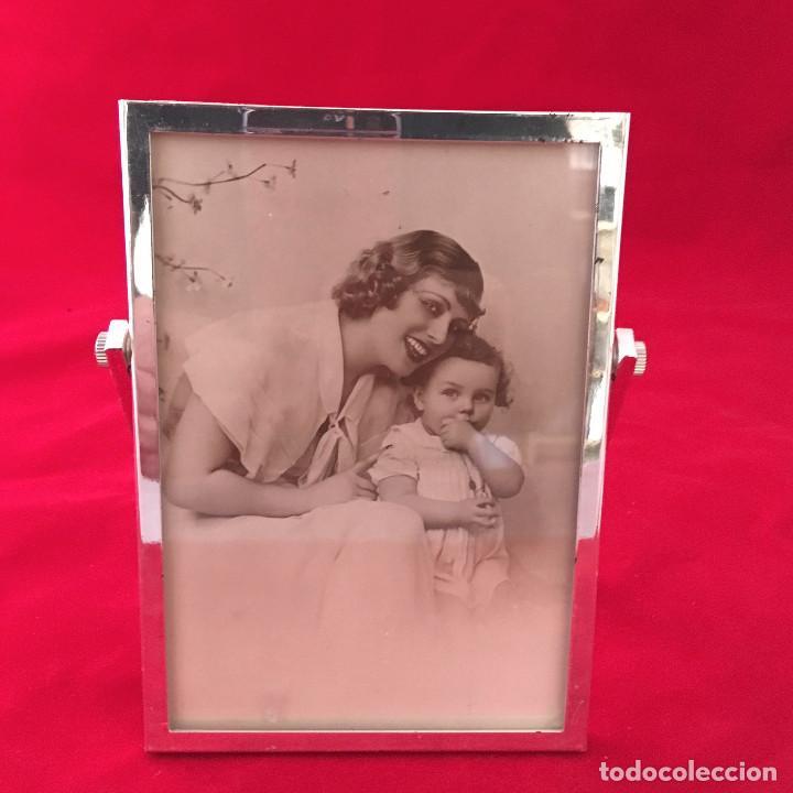 1 marco de metal de diseño , para fotografias t - Comprar artículos ...