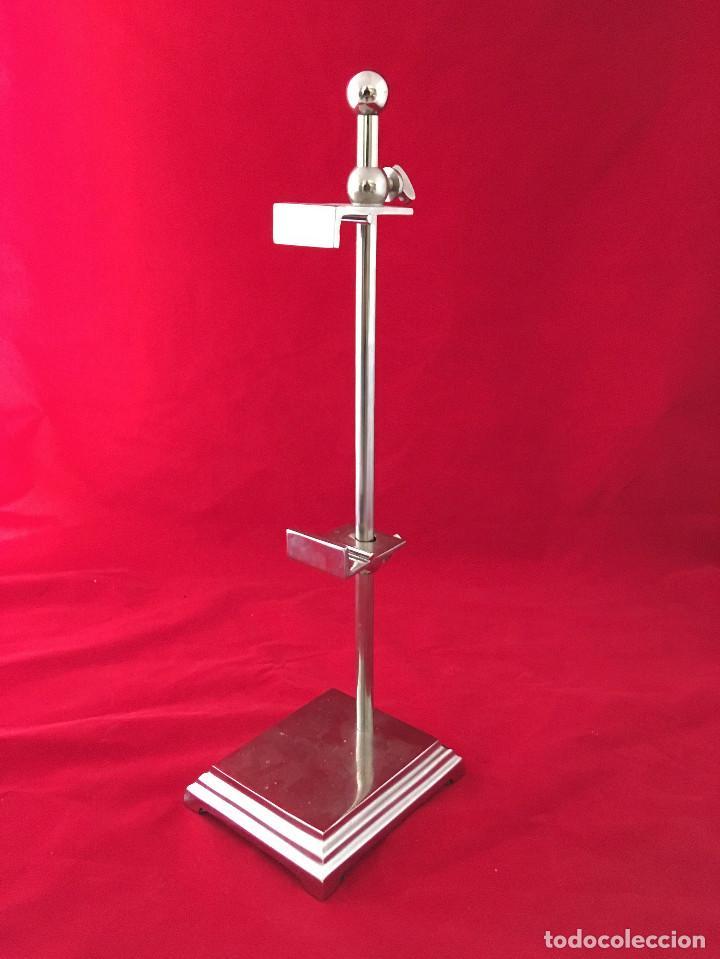 soporte para marco de metal cromado - Comprar artículos de segunda ...