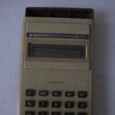 Segunda Mano - CALCULADORA SANYO CX 110 - 119575251
