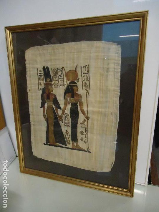Segunda Mano: cuadro egipcio - Foto 3 - 120756895