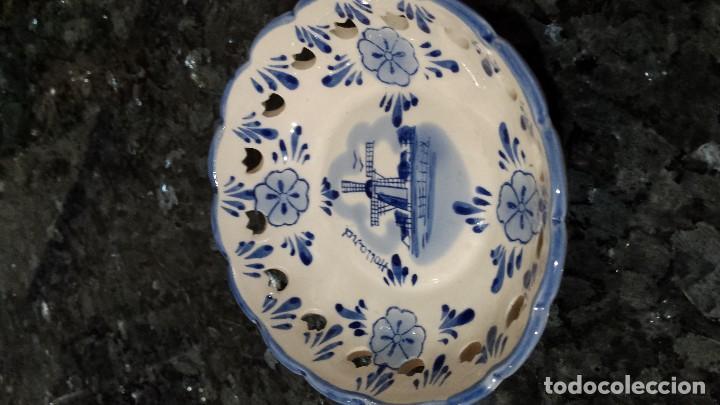 Segunda Mano: Cuenco de Holanda. Ceramica de Delf - Foto 2 - 120811003