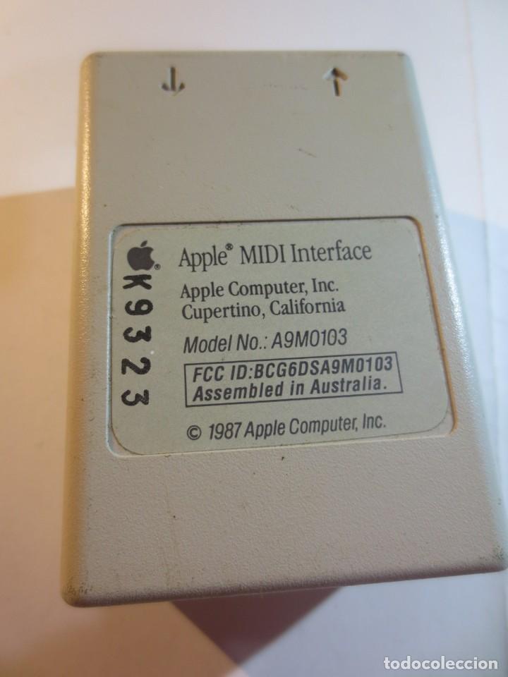Apple midi interface a9m0103 de 1987 - Sold through Direct Sale ...