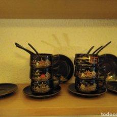 Segunda Mano: JUEGO CAFÉ JAPONES, 6 SERVICIOS. Lote 121070834