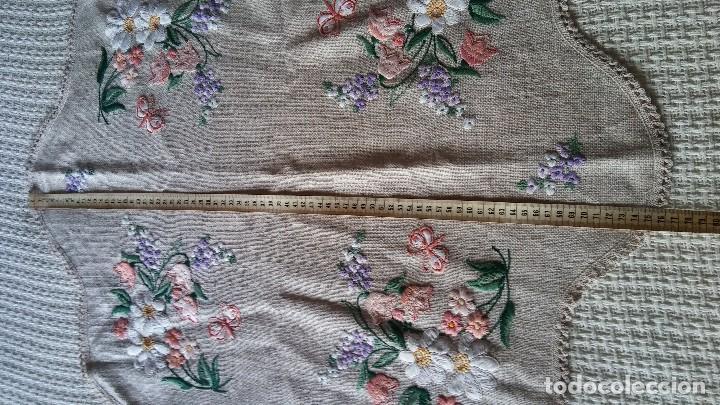 Segunda Mano: Mantel bordado a mano - Foto 6 - 146378748