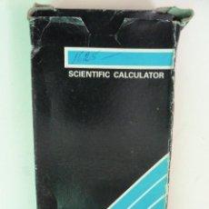 Segunda Mano: CALCULADORA CIENTIFICA SCIENTIFIC CALCULATOR. Lote 122993171