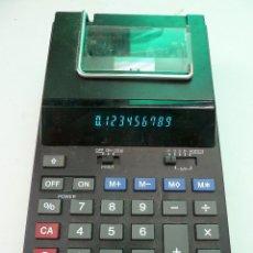 Segunda Mano: CALCULADORA CASIO HR-16BK. Lote 123211535