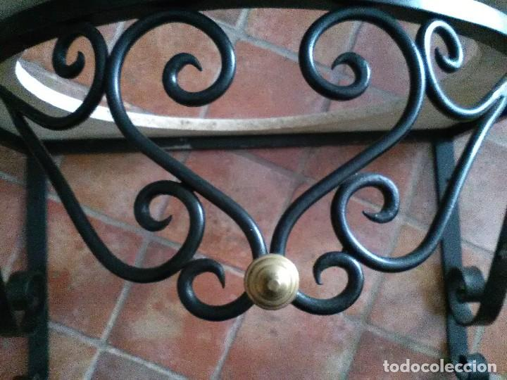Segunda Mano: Lavabo de forja hecho a mano - Foto 5 - 123373291