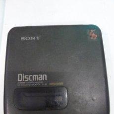 Segunda Mano: DISCMAN SONY D-32. Lote 123697055