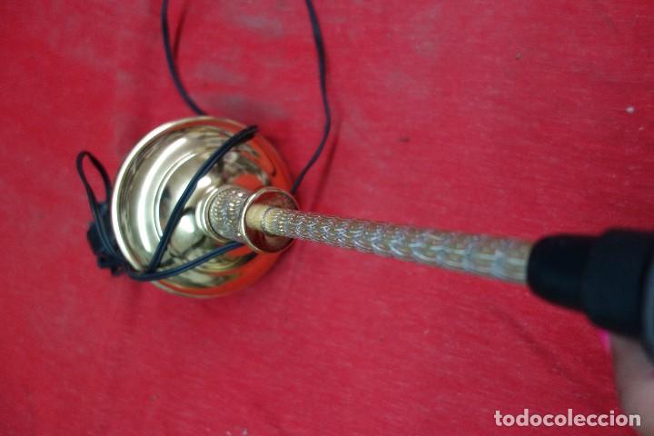 Segunda Mano: LAMPARA DE PIE DE LOS AÑOS 70 NUEVA A ESTRENAR - Foto 7 - 124882575