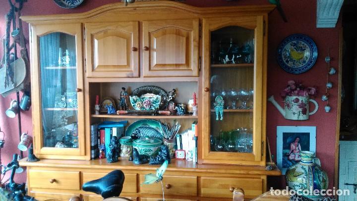 Segunda Mano: Mueble comedor madera de pino. - Foto 2 - 125244183