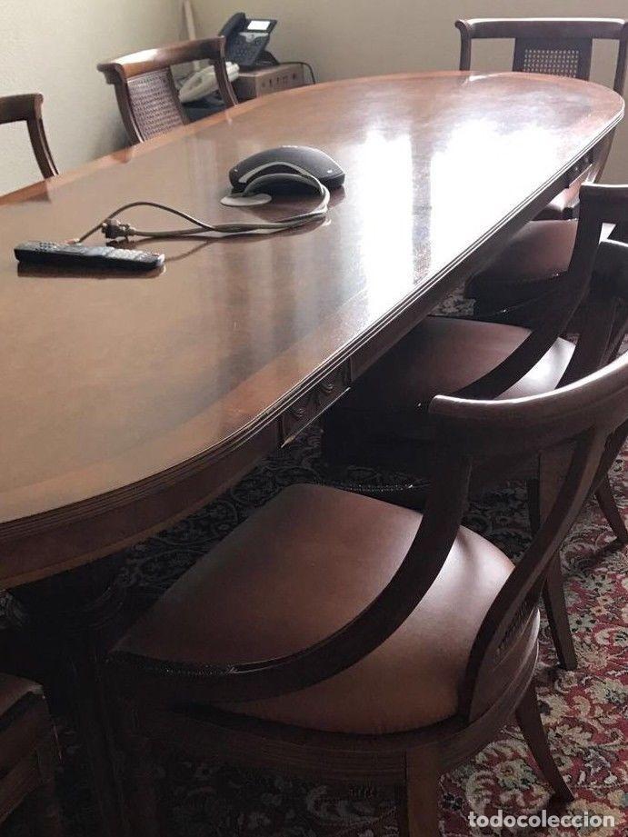 mesa para comedor o de juntas para oficina con - Kaufen Artikel für ...