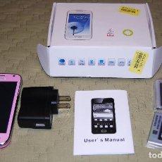 Segunda Mano: EL TELÉFONO PORTATIL PXPHONE, DE COLOR ROSA.. Lote 126440263
