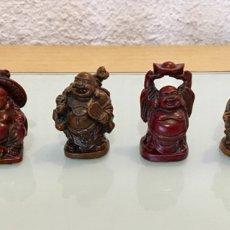 Segunda Mano - Figuras antiguas de Buda lote - 127000938