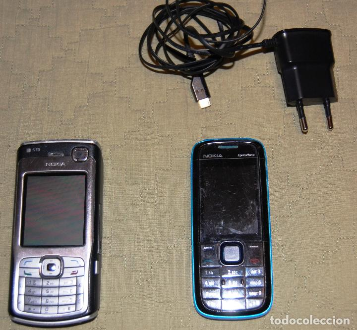 Segunda Mano: Lote de 04 teléfonos portatiles. - Foto 2 - 126439811