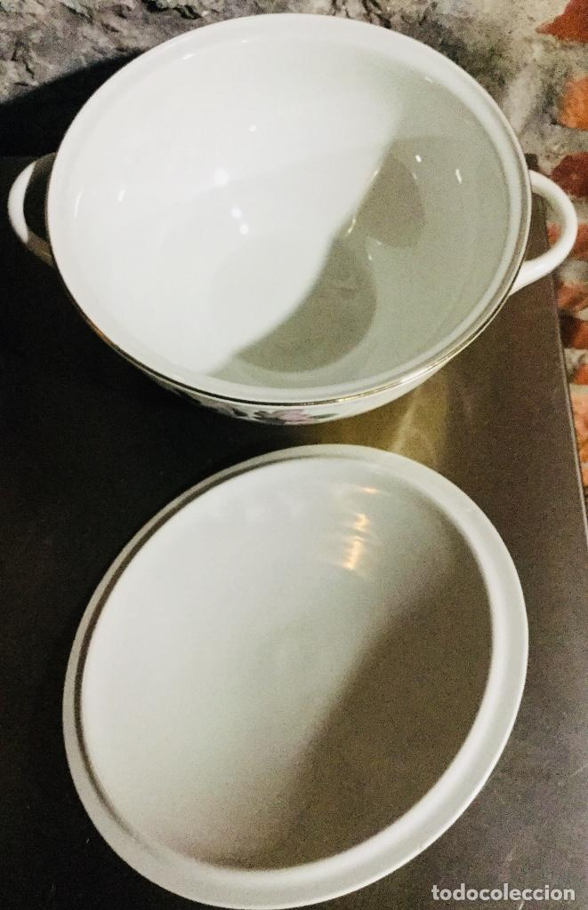 Segunda Mano: Sopera cerámica antigua - Foto 4 - 127762239