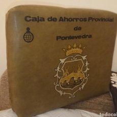 Segunda Mano: ANTIGUA ALMOHADILLA CAJA AHORROS DE PONTEVEDRA. Lote 129567132