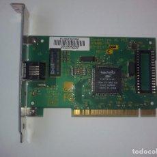 Segunda Mano: TARJETA DE RED PCI RJ45 3COM LAN. Lote 129662271