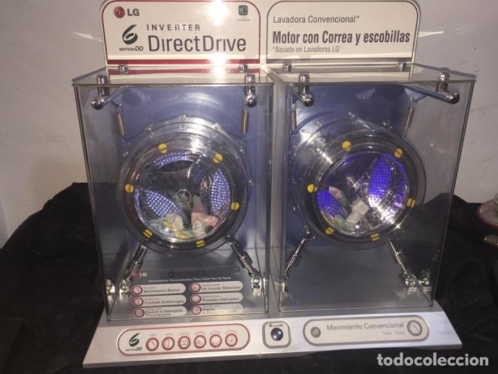 Expositor inverter lavadora comprar art culos de Lavadoras de segunda mano