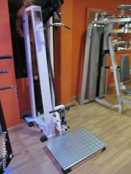 Máquina de gimnasio profesional biceps y triceps segunda mano