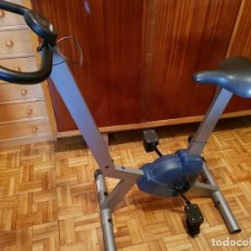 Segunda Mano: BICICLETA ESTATICA FIT LIFE BASIC EVOLUTION. BICICLETA FIJA, REGULABLE. Lote 130962652