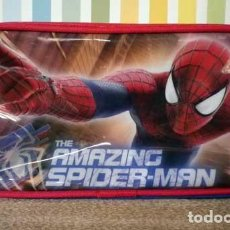 Segunda Mano: ESTUCHE ESCOLAR MERCHINDISING SPIDERMAN THE AMAZING SPIDER-MAN. Lote 131003324
