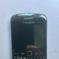 Segunda Mano: BLACKBERRY CURVE. BLACK. Lote 131046056