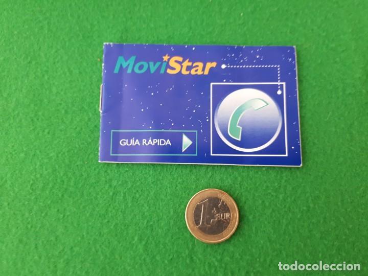 Segunda Mano: MoviStar Guia Rapida - Foto 4 - 131472674