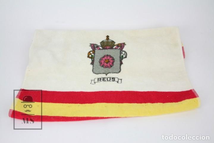 5728b5f011697 toalla - escudo de reus y bandera cataluña - to - Comprar artículos ...