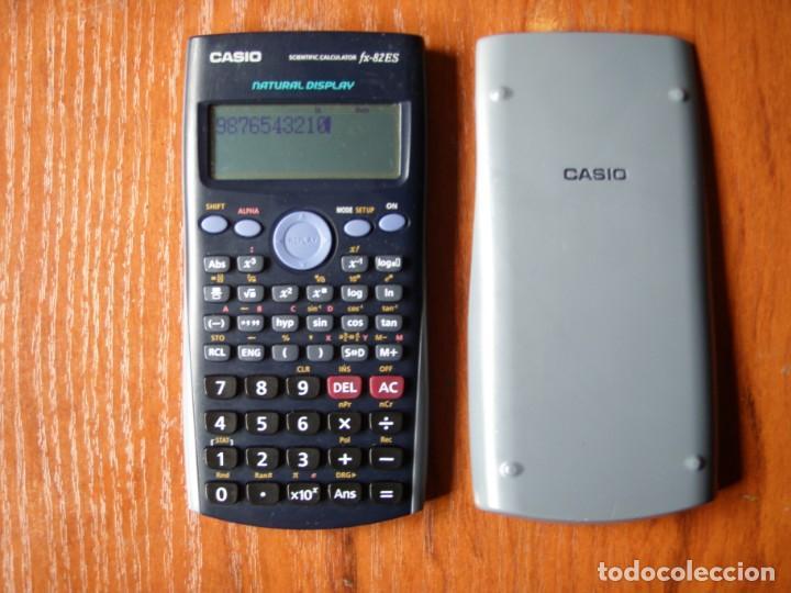CALCULADORA CASIO FX-82ES FX82ES FUNCIONANDO PERFECTA (Segunda Mano - Artículos de electrónica)