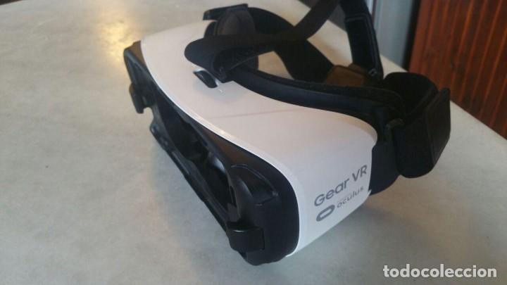 Samsung Gear VR oculus - Gafas de Realidad Virtual - compatibles con Note S6 y S7 de Samsung, usado segunda mano