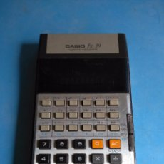 Segunda Mano: CALCULADORA CASIO FX-39 SCIENTIFIC CALCULATOR, MADE IN JAPAN. Lote 132662454