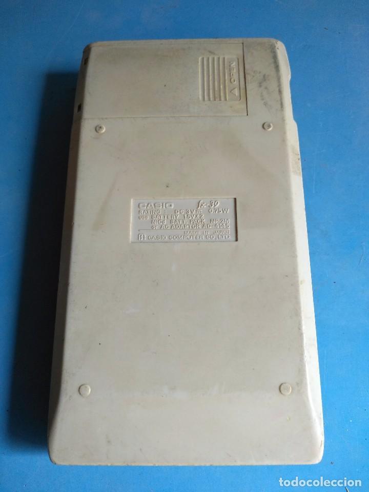 Segunda Mano: Calculadora Casio FX-39 scientific calculator, made in Japan - Foto 2 - 132662454