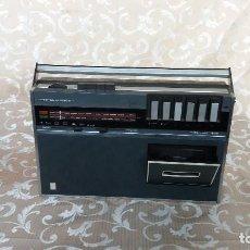 Segunda Mano: TECNOLOGÍA VINTAGE RADIO PORTÁTIL TRANSISTOR, SIN PROBAR. Lote 133220110