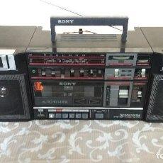 Segunda Mano: TECNOLOGÍA VINTAGE RADIO PORTÁTIL TRANSISTOR. Lote 133220246