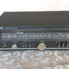 Segunda Mano: TECNOLOGÍA VINTAGE SINTONIZADOR DE RADIO DE CADENA MUSICAL, CONSORT. Lote 133220654