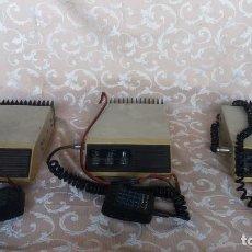Segunda Mano: TECNOLOGÍA VINTAGE 3 APARATOS DE RADIOAFICIONADO. Lote 133223630
