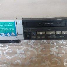 Segunda Mano: TECNOLOGÍA VINTAGE REPRODUCTOR DE VÍDEO VHS. Lote 133223826
