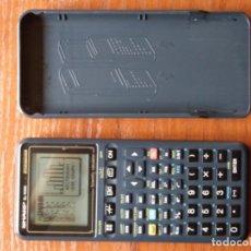 Segunda Mano: CALCULADORA GRÁFICA SHARP EL-9300 EL9300. Lote 133569458