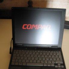 Segunda Mano: PORTATIL COMPAQ ARMADA M300. Lote 133590194