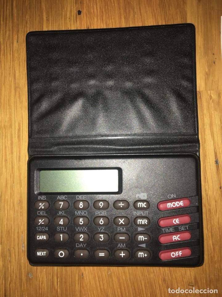 CALCULADORA DATA BANK CALCULATOR (Segunda Mano - Artículos de electrónica)