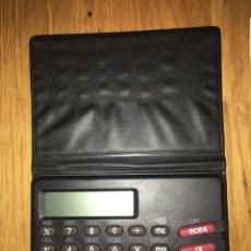 Segunda Mano: CALCULADORA DATA BANK CALCULATOR. Lote 133957297