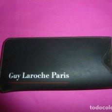 Segunda Mano: FUNDA GAFAS GUY LAROCHE. Lote 134073602
