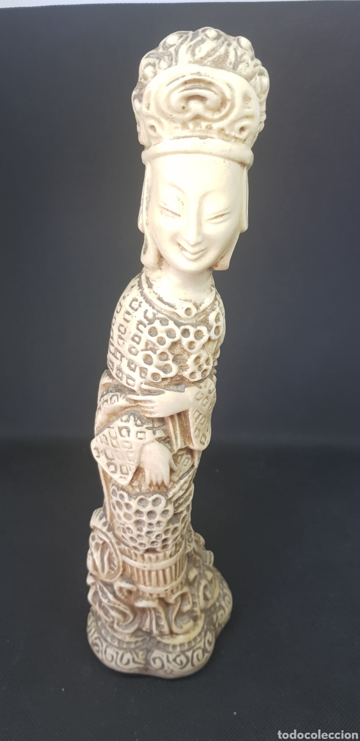Segunda Mano: Figura ceramica - china - car55 - Foto 1 - 134094874
