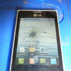 Segunda Mano: TELEFONO MOVIL LG-E400. Lote 134548834