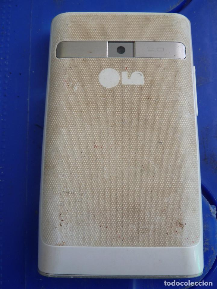 Segunda Mano: TELEFONO MOVIL LG-E400 - Foto 3 - 134548834
