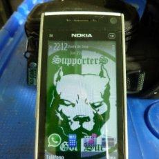 Segunda Mano: TELEFONO MOVIL NOKIA X6 BLANCO. Lote 134868402